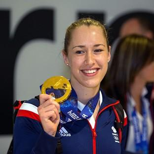 Salisbury Journal: Lizzy Yarnold has not intention of switching sports