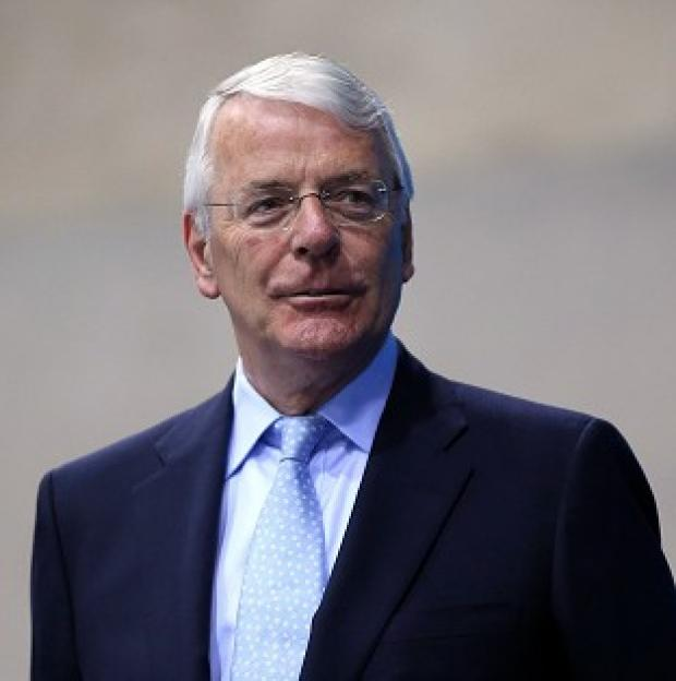 Salisbury Journal: Sir John Major's life story makes him a symbol of the Conservative party, Grant Shapps said
