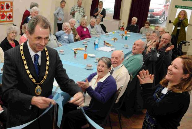 New Forget-Me-Not dementia club for Amesbury