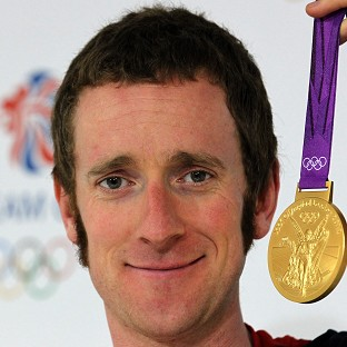 Bradley Wiggins is aiming for gold in the Commonwealth Games