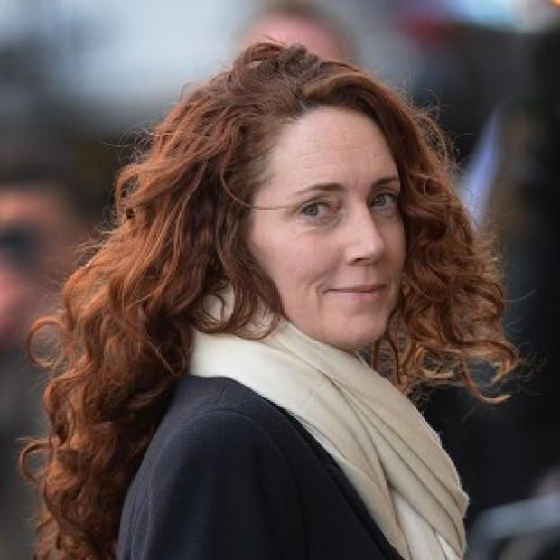 "Salisbury Journal: Rebekah Brooks gave details of ""strained"" relations with fellow defendant Andy Coulson."