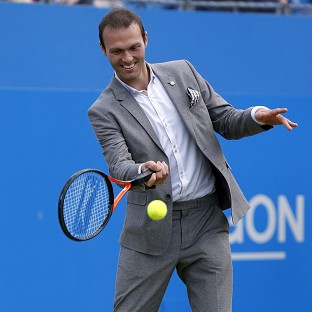 Ross Hutchins is understood to be a leading candidate to become the new AEGON Championships tournament director