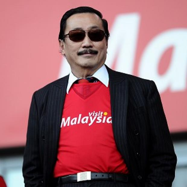 Salisbury Journal: Vincent Tan has defended his reign at Cardiff