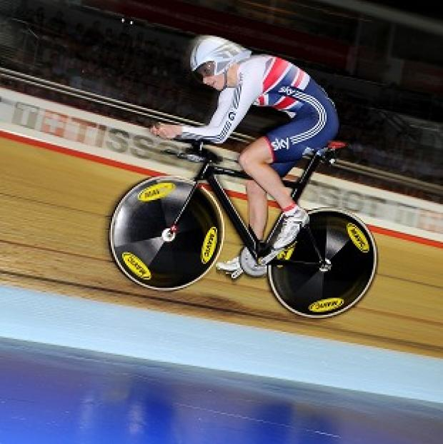 Salisbury Journal: Joanna Rowsell has the chance to bag her second gold in Cali