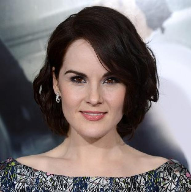 Salisbury Journal: Michelle Dockery has had more opportunities since starring in Downton Abbey