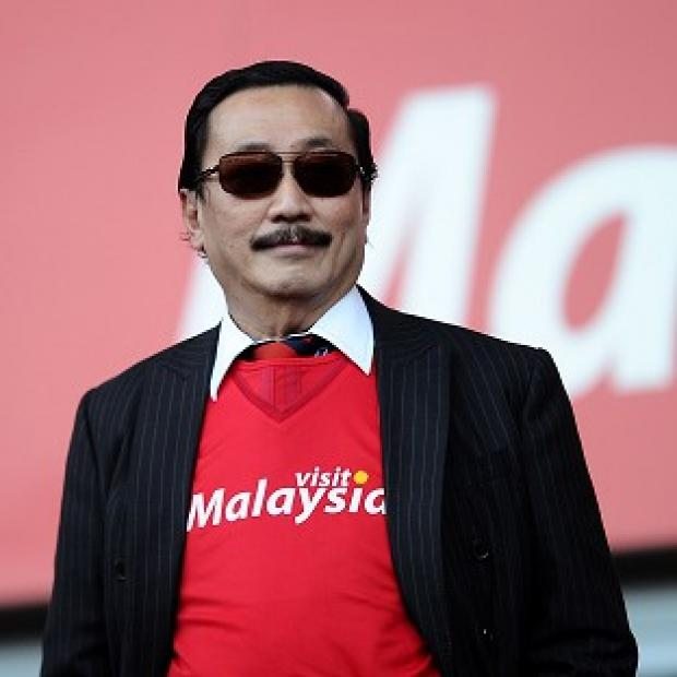 Salisbury Journal: Vincent Tan has now rescinded the offer