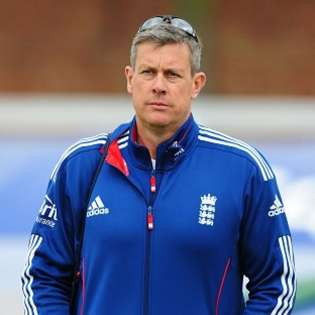 Salisbury Journal: Graeme Swann has backed Ashley Giles, pictured, as the best man to coach England