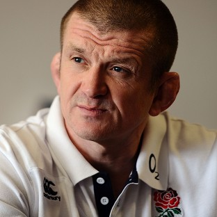 Graham Rowntree says England have improved in the last 12 months