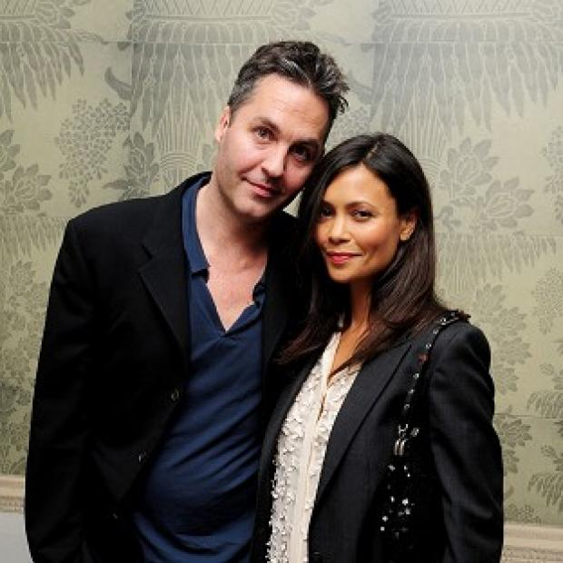 Salisbury Journal: Thandie Newton and Ol Parker have welcomed a son