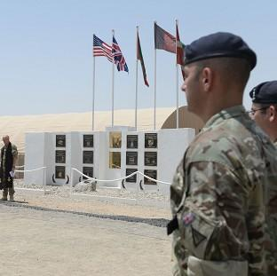 Salisbury Journal: A British soldier has died at Camp Bastion
