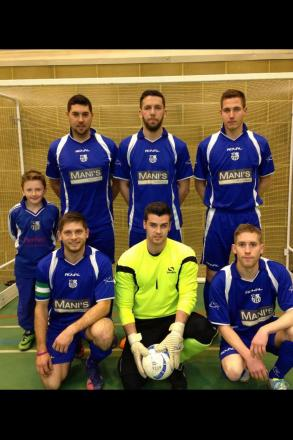 Futsal crown for Bonner's Salisbury United