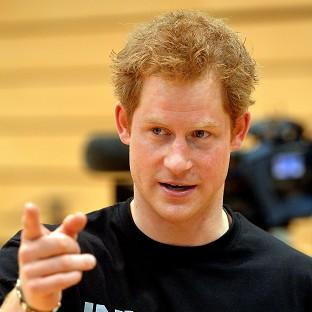 Salisbury Journal: Prince Harry has addressed thousands of young people at Wembley Arena