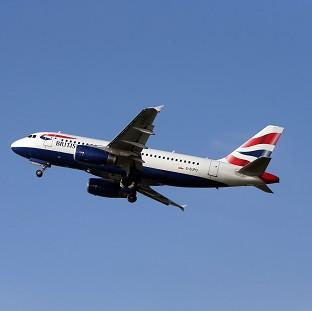 Salisbury Journal: A British Airways Airbus A319 was involved in the incident
