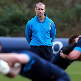 Stuart Lancaster says playing at Twickenham gives his players 'an extra lift'