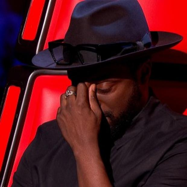 Salisbury Journal: Will.i.am had to take time out from The Voice when he was unable to choose between two contestants