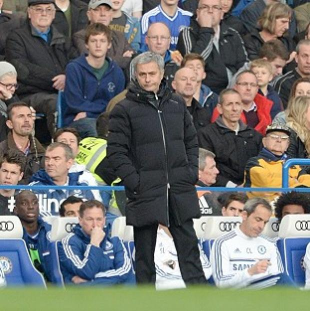 Salisbury Journal: Jose Mourinho continues to play down Chelsea's title chances