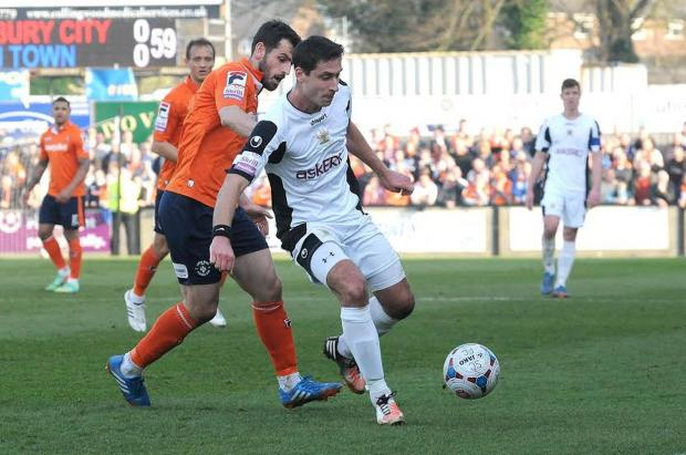 Worthy point against clear leaders: SALISBURY CITY 0-0 LUTON TOWN