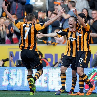 Hull's three goals in nine second-half minutes ensured they advanced to the semi-finals of the FA Cup