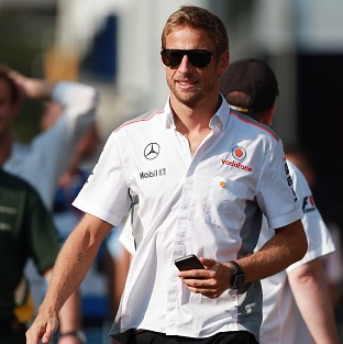 McLaren's Jenson Button is relishing the Australian Grand Prix