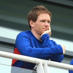 Eoin Morgan admits England need to improve with the bat