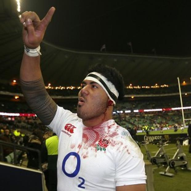 Salisbury Journal: England's Manu Tuilagi has been named on the bench