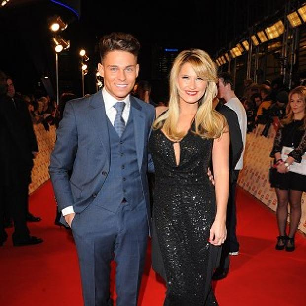 Salisbury Journal: Joey Essex says he is not back with his ex Sam Faiers