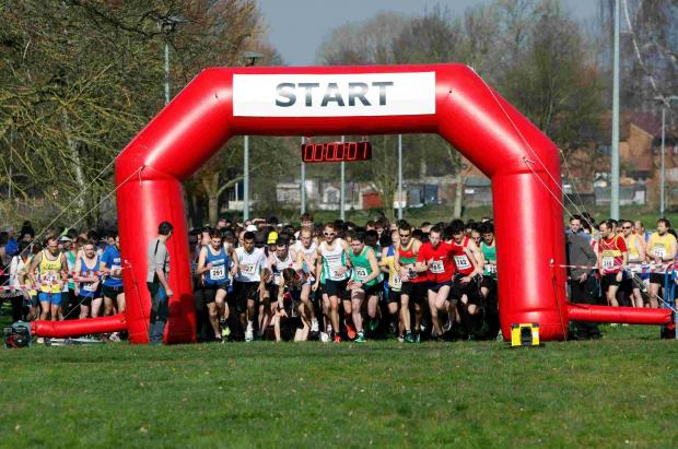 Splendid result for home team Salisbury at 10miler