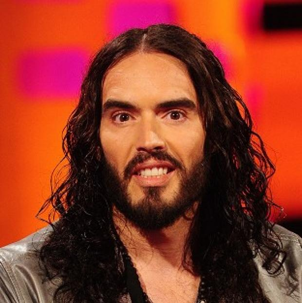Salisbury Journal: Russell Brand has a new book in the pipeline