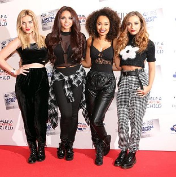 Salisbury Journal: Little Mix's Perrie Edwards has been receiving abusive messages on Twitter