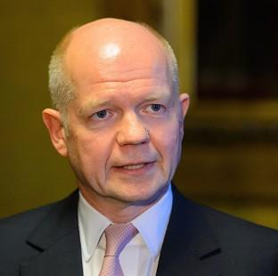 Salisbury Journal: William Hague says the UK is 'continuing to do everything we can' to bring the crisis in Syria to an end