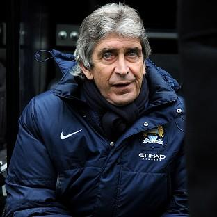 Manuel Pellegrini does not feel any added pressure now Manchester City have exited two competitions in the last week