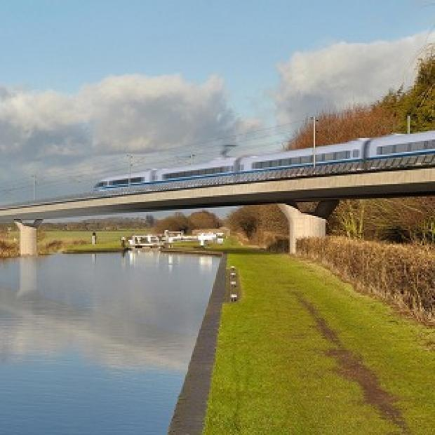 Salisbury Journal: Sir David Higgins is set to outline his plan for an accelerated construction timetable for the HS2 high-speed rail link