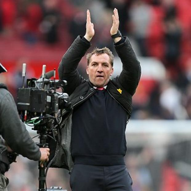 Salisbury Journal: Brendan Rodgers is taking one Liverpool game at a time