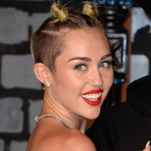 Miley Cyrus has had a new tattoo