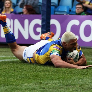 Ryan Hall has penned a new deal with Leeds