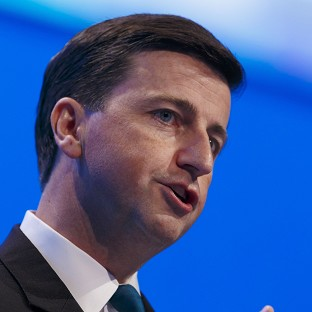Shadow foreign secretary Douglas Alexander said
