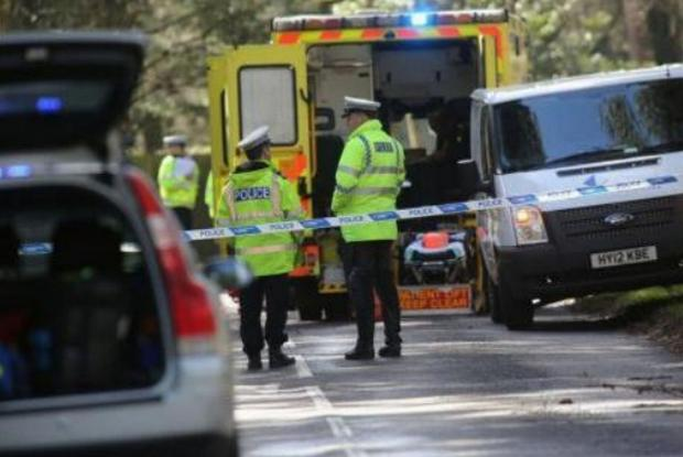 Teenager dies in collision at Ashley Heath