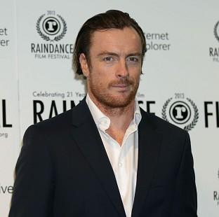 Toby Stephens stars as a scientist in The Machine