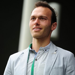 Ross Hutchins has been named as a reserve for GB's showdown with Italy