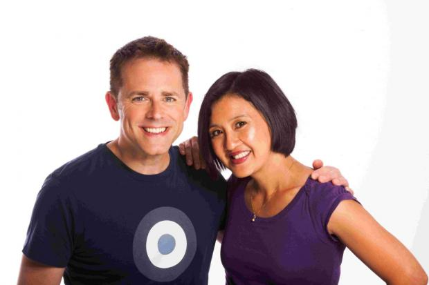 Chris and Pui roadshow comes to city