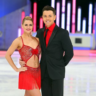 Ray Quinn and his skating partner Maria Fiippov are setting out on Dancing on Ice The Final Tour