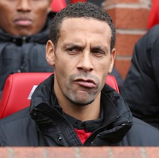 Salisbury Journal: Rio Ferdinand has revealed that Manchester United's woeful form has affected his personal life