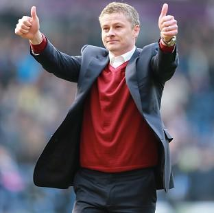 Salisbury Journal: Ole Gunnar Solskjaer was thrilled with his side's spirit as they came back to claim a potentially valuable point