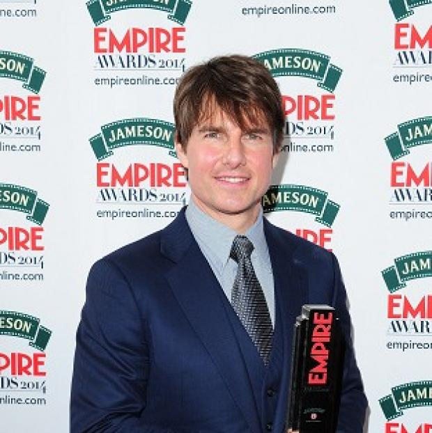 Salisbury Journal: Tom Cruise wins the Legend in Our Lifetime award