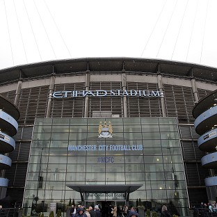 Work to expand Manchester City's Etihad Stadium is due to begin