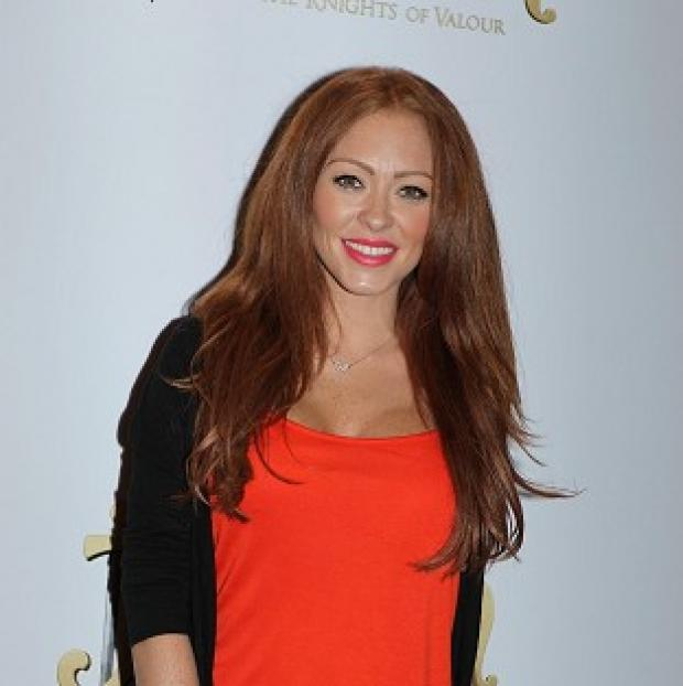 Salisbury Journal: Natasha Hamilton is expecting a baby with Ritchie Neville