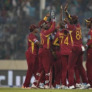 West Indies were far too strong for Pakistan in their clash in Dhaka