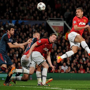 United hold Bayern to draw