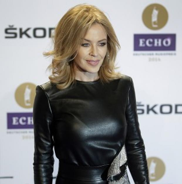 Salisbury Journal: Kylie Minogue was with Andres Velencoso for five years