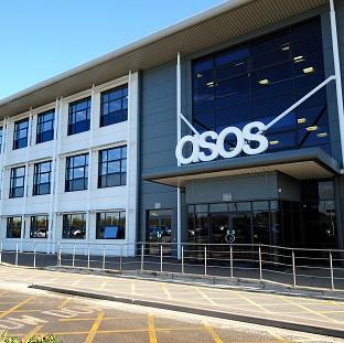 Salisbury Journal: ASOS says it is keeping its sights on the long-term picture after expansion costs sent half-year profits plunging